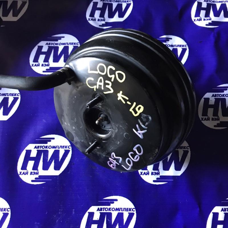Вакумник тормозной Honda Logo GA3 D13B 2000 (б/у)
