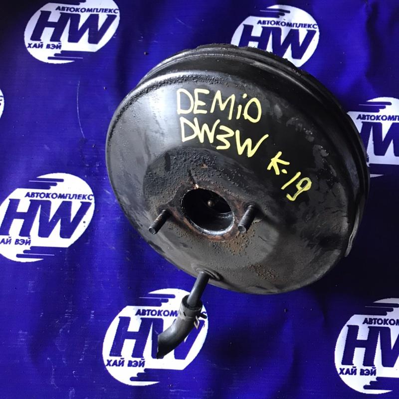 Вакумник тормозной Mazda Demio DW3W B3 1997 (б/у)