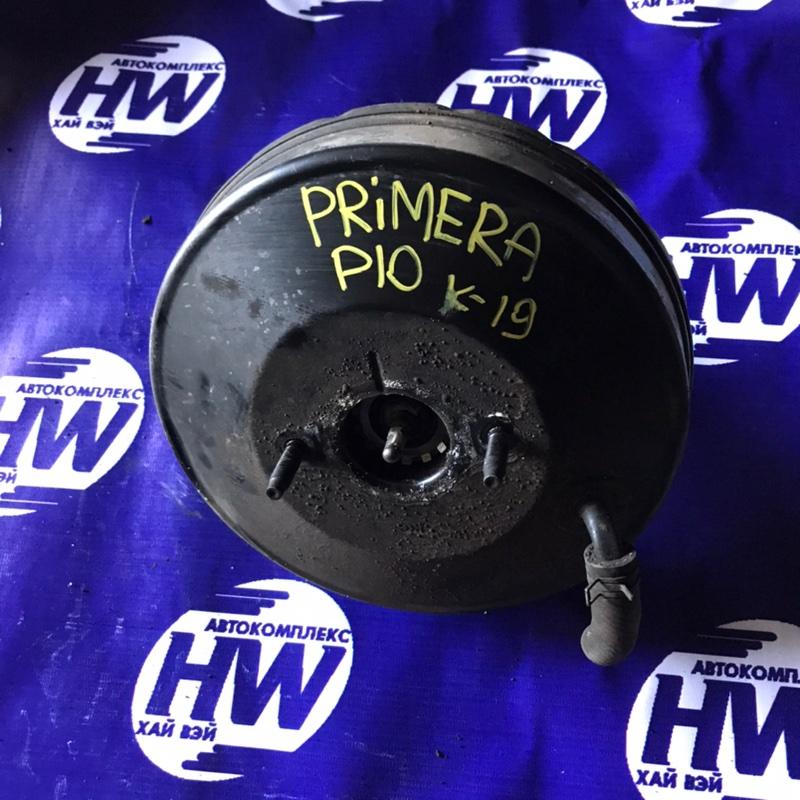 Вакумник тормозной Nissan Primera P10 SR18 (б/у)