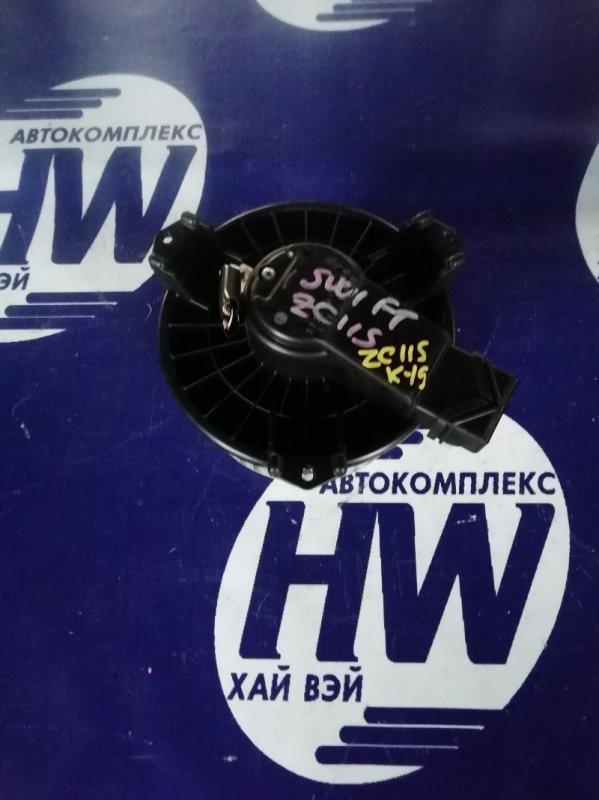 Мотор печки Suzuki Swift ZC11S M13A (б/у)