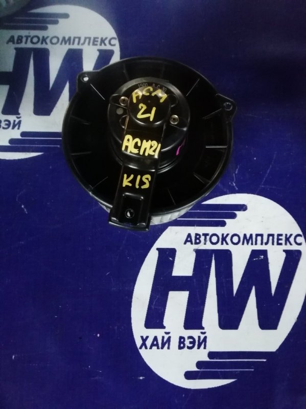 Мотор печки Toyota Ipsum ACM21 2AZ 2002 (б/у)