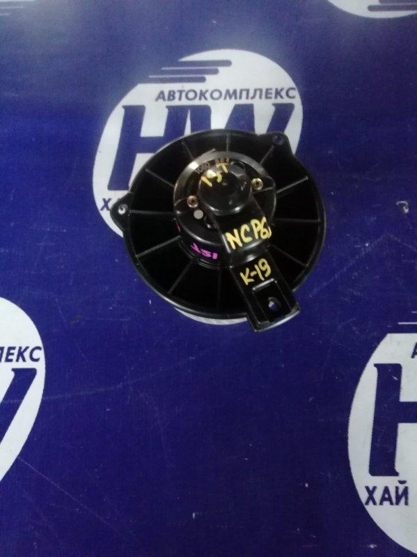 Мотор печки Toyota Ist NCP61 1NZ (б/у)