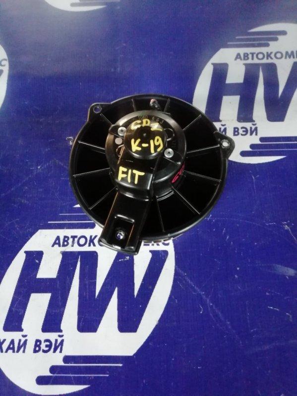 Мотор печки Honda Fit GD1 L13A 2006 (б/у)