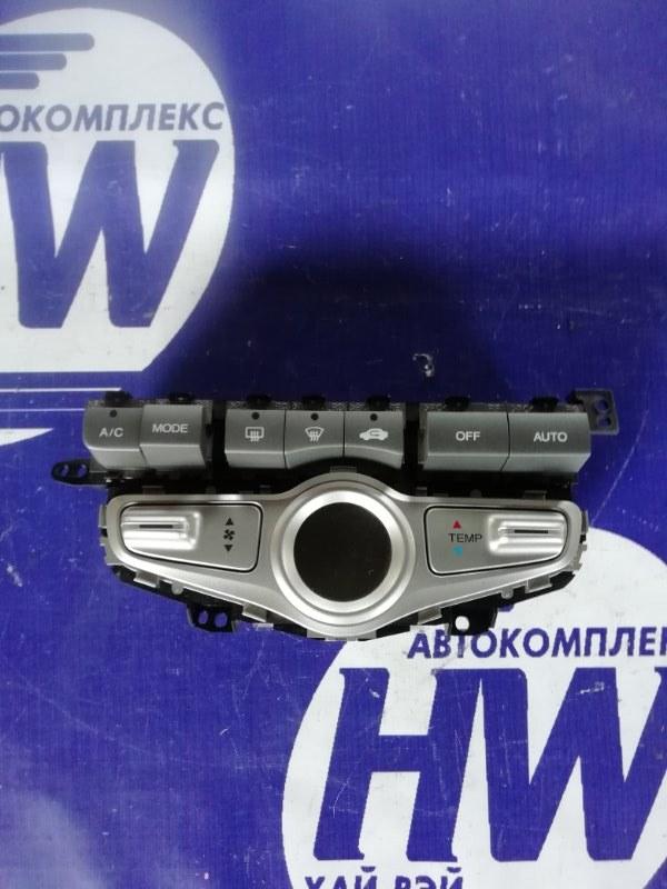 Климат-контроль Honda Fit GD1 L13A 2006 (б/у)