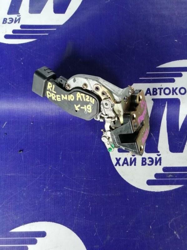 Замок двери Toyota Corona Premio AT211 7A 1997 задний левый (б/у)