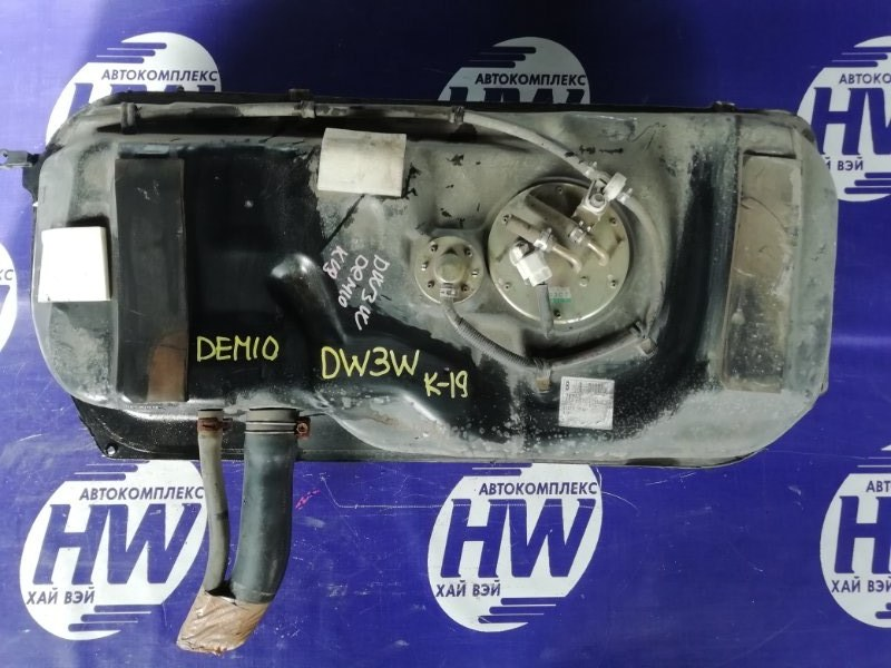 Бензобак Mazda Demio DW3W B3 1997 (б/у)