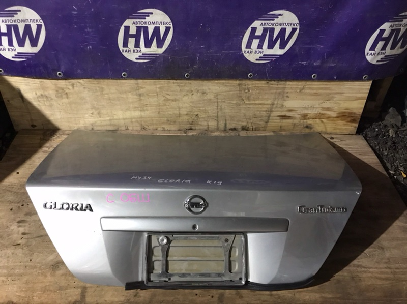 Крышка багажника Nissan Gloria MY34 VQ25 (б/у)