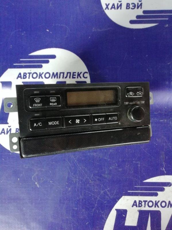 Климат-контроль Toyota Mark Ii Qualis MCV21 2MZ 2001 (б/у)