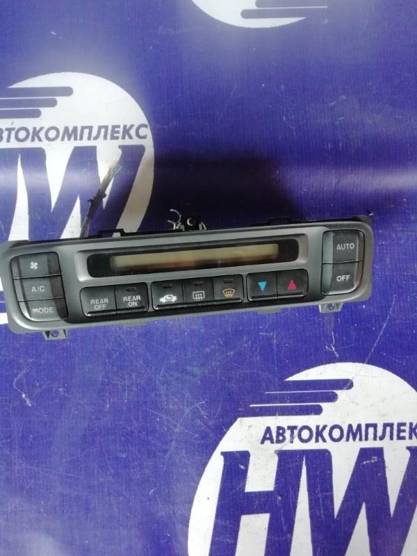 Климат-контроль Honda Odyssey RA6 F23A (б/у)