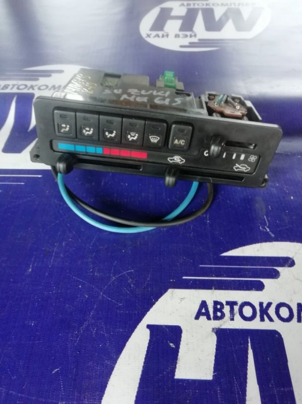 Климат-контроль Suzuki Wagon R Wide MA61S K10AT (б/у)