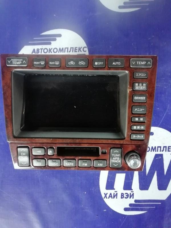 Климат-контроль Toyota Aristo JZS160 2JZ 2000 (б/у)
