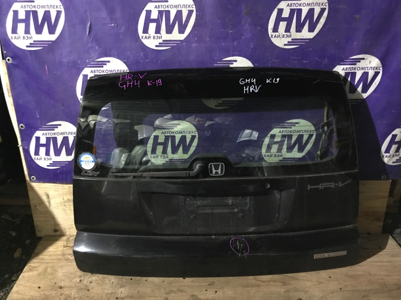 Дверь 5-я Honda Hr-V GH4 D16A 1999 (б/у)