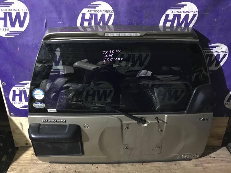 Дверь 5-я Suzuki Grand Escudo TX92W H27A 2001 (б/у)