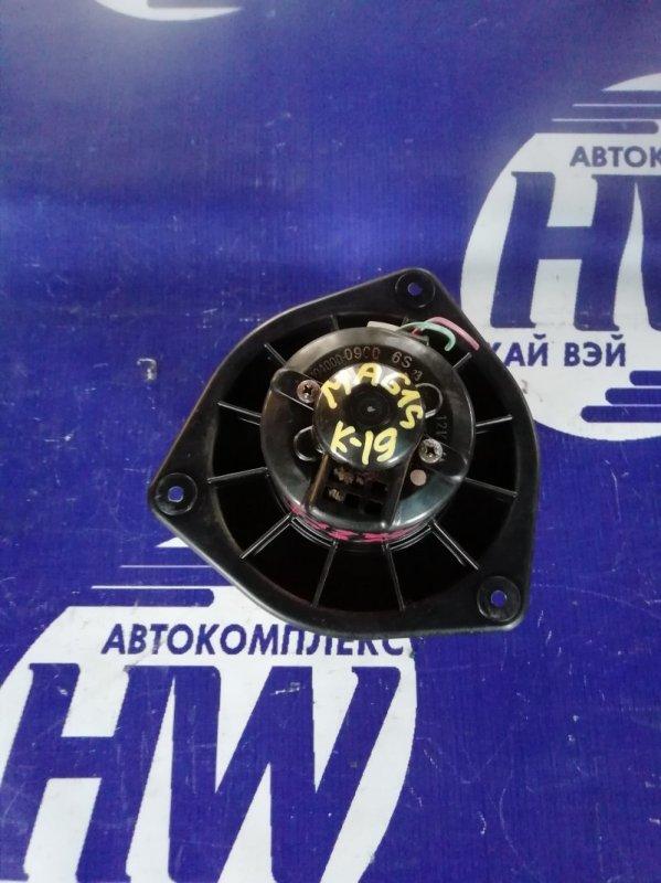 Мотор печки Suzuki Wagon R Wide MA61S K10AT (б/у)