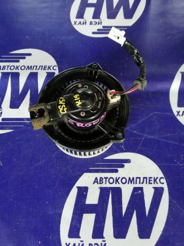 Мотор печки Toyota Crown GS151 1G (б/у)
