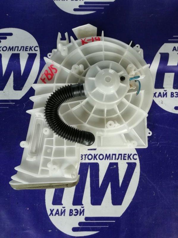 Мотор печки Nissan Sunny FB15 QG15 (б/у)