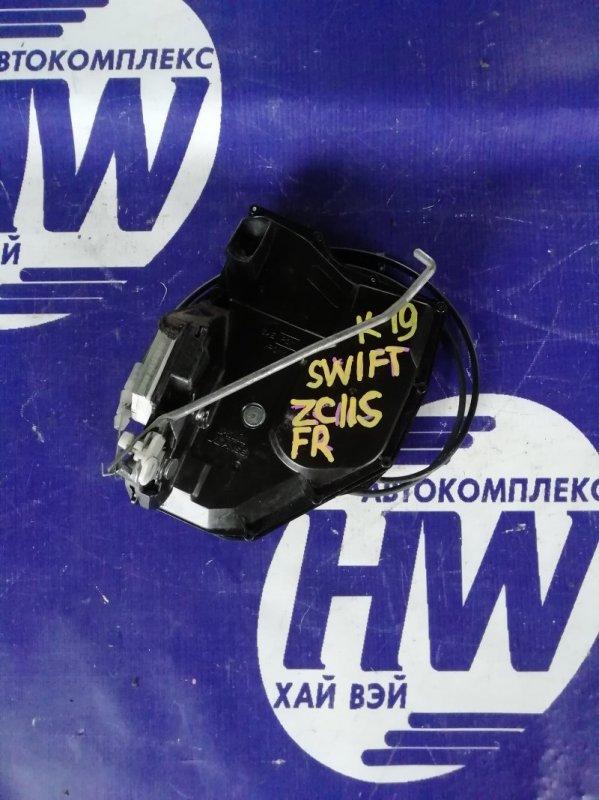 Замок двери Suzuki Swift ZC11S M13A передний правый (б/у)