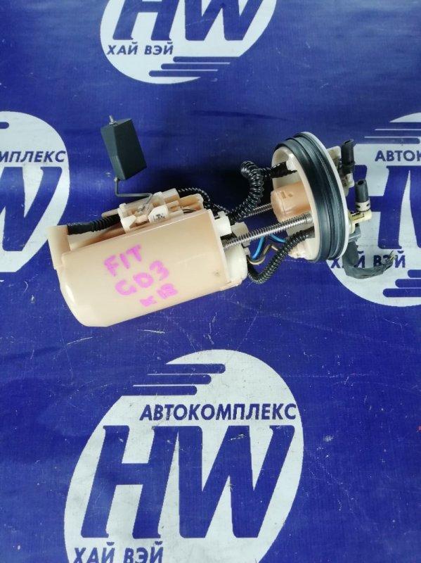 Бензонасос Honda Fit GD3 L15A (б/у)