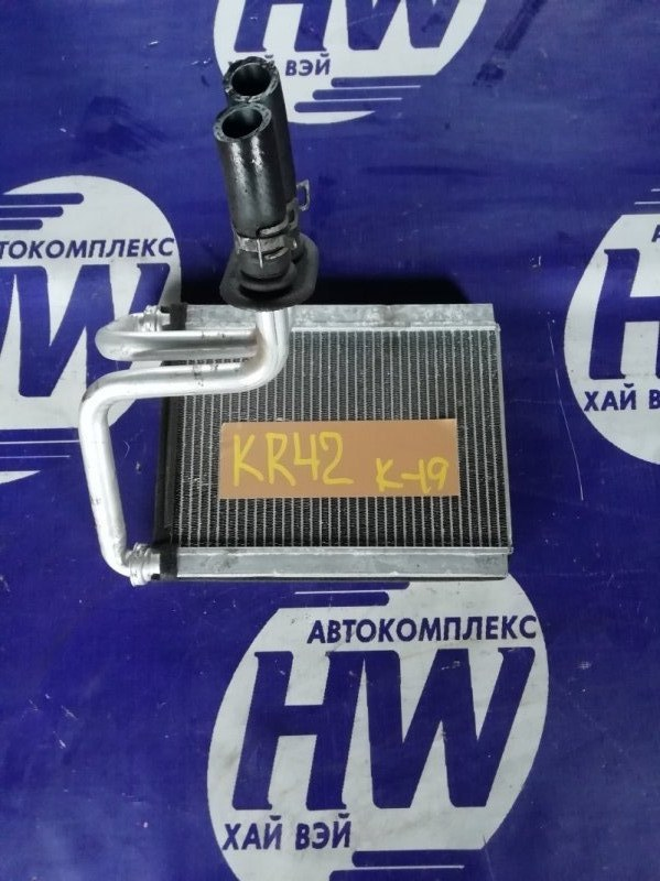 Радиатор печки Toyota Noah KR42 7K 2000 (б/у)