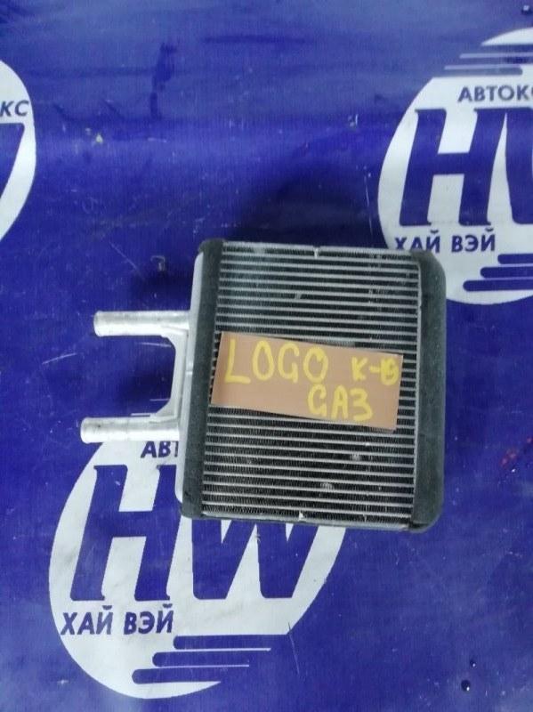 Радиатор печки Honda Logo GA3 D13B 2000 (б/у)