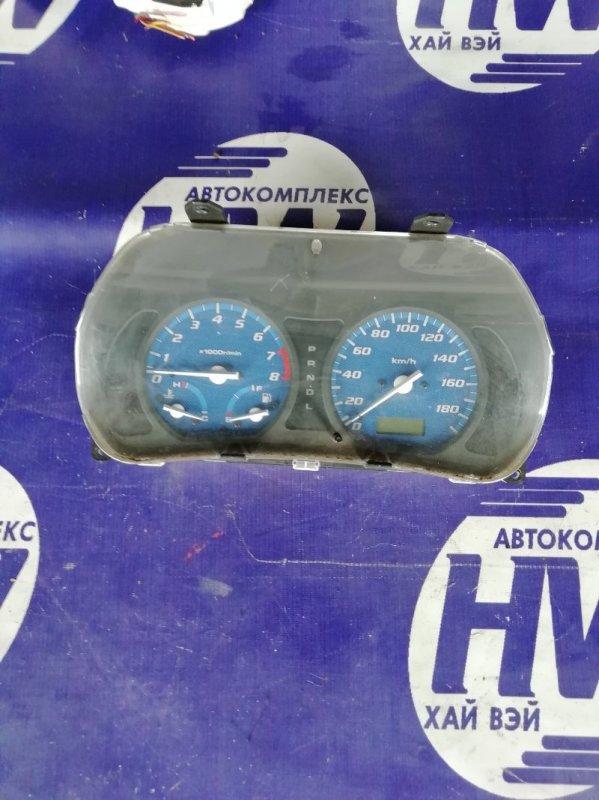 Панель приборов Honda Hr-V GH4 D16A 1999 (б/у)