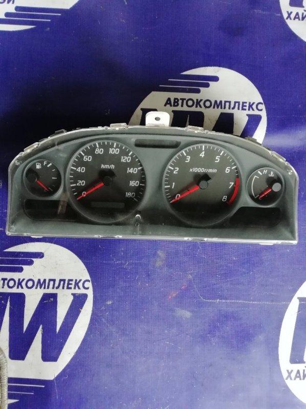 Панель приборов Nissan Wingroad WFY11 QG15 (б/у)