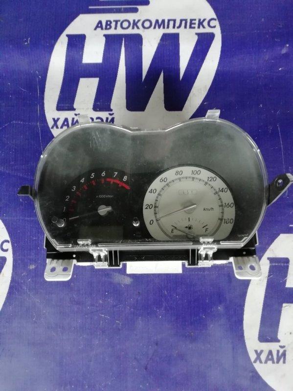 Панель приборов Toyota Ist NCP61 1NZ (б/у)