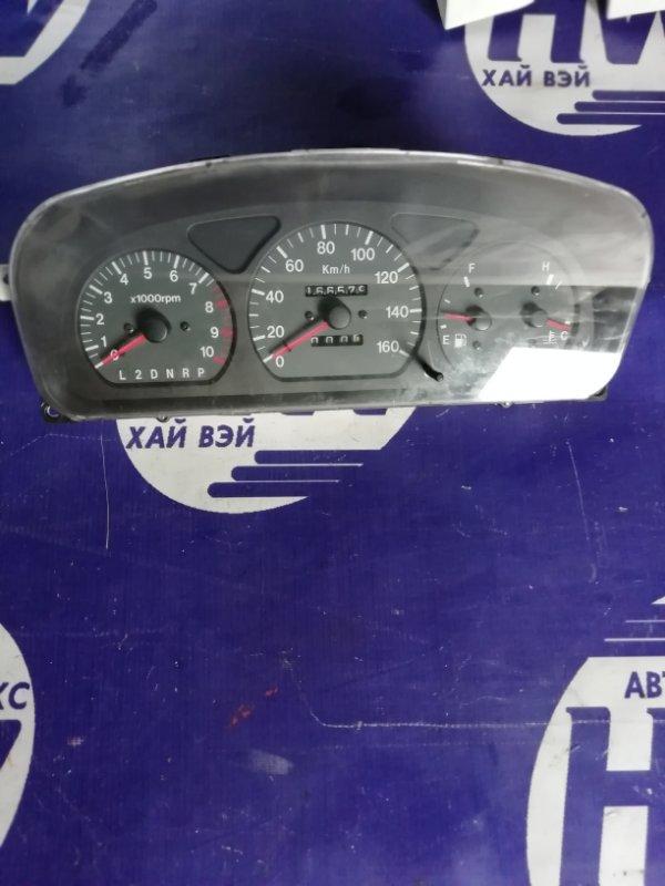 Панель приборов Suzuki Wagon R Wide MA61S K10AT (б/у)