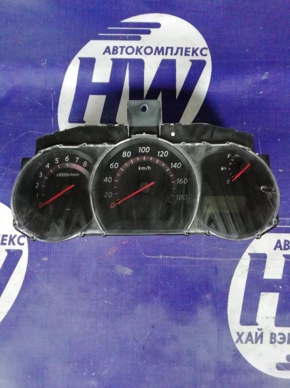 Панель приборов Nissan Bluebird Sylphy G11 HR15 2008 (б/у)