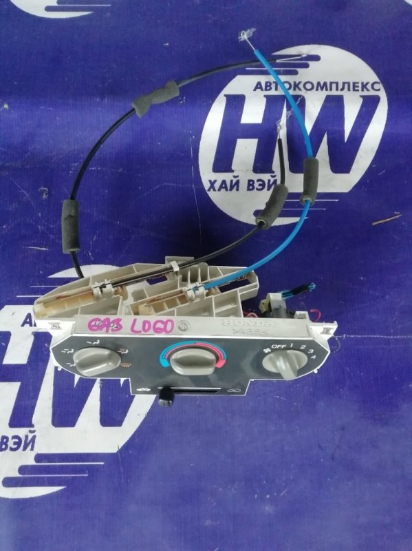 Климат-контроль Honda Logo GA3 D13B 2000 (б/у)