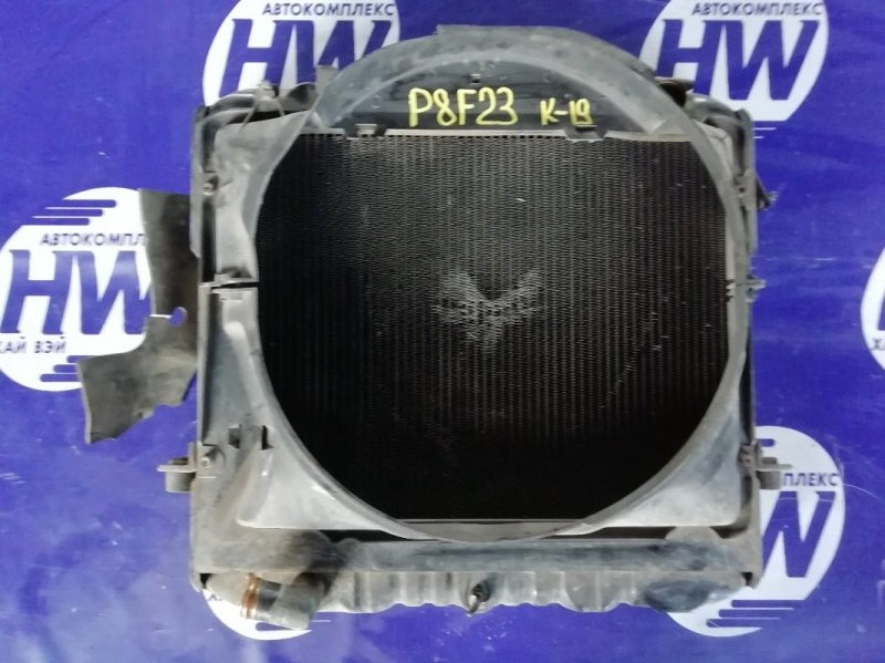 Радиатор Nissan Atlas P8F23 TD27 (б/у)
