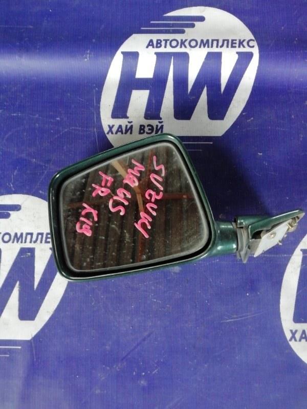 Зеркало Suzuki Wagon R Wide MA61S K10AT правое (б/у)