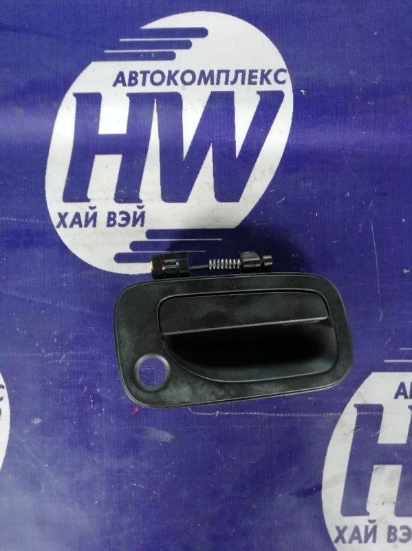 Ручка двери внешняя Nissan Caravan SGE25 QR25 передняя правая (б/у)