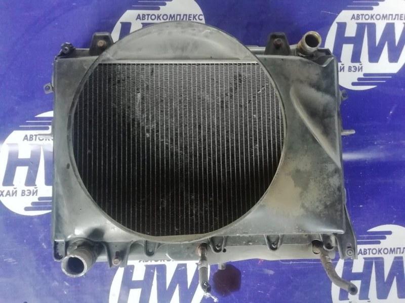 Радиатор Mazda Bongo SS88H F8 (б/у)