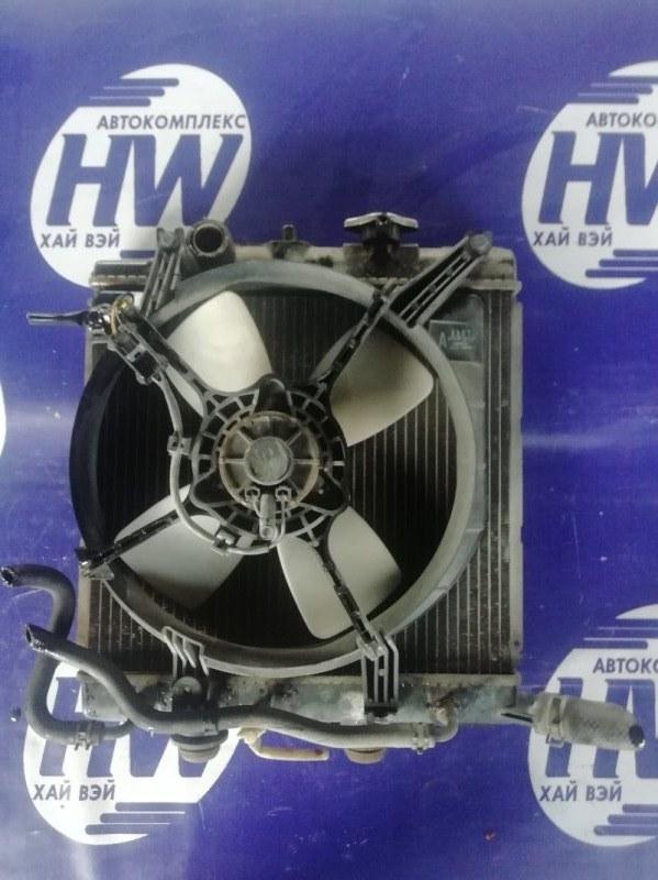 Радиатор Mazda Demio DW3W B3 1997 (б/у)