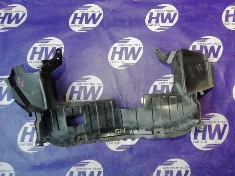 Защита двигателя Honda Fit GD1 L13A 2001 (б/у)