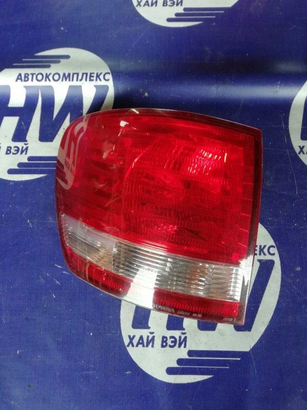 Стоп Toyota Ipsum ACM21 2AZ левый (б/у)