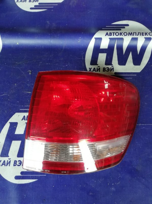 Стоп Toyota Ipsum ACM21 2AZ 2003 правый (б/у)