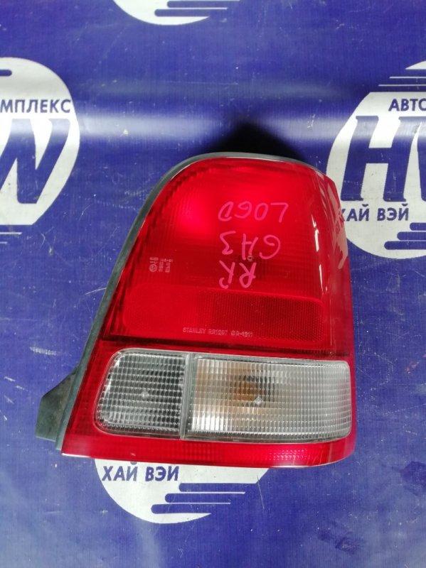 Стоп Honda Logo GA3 D13B 2000 правый (б/у)