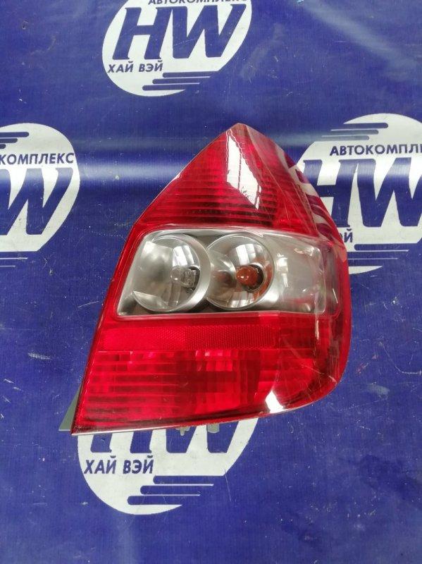 Стоп Honda Fit GD1 L13A 2001 правый (б/у)