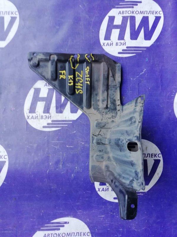 Защита двигателя Suzuki Swift ZC11S M13A правая (б/у)