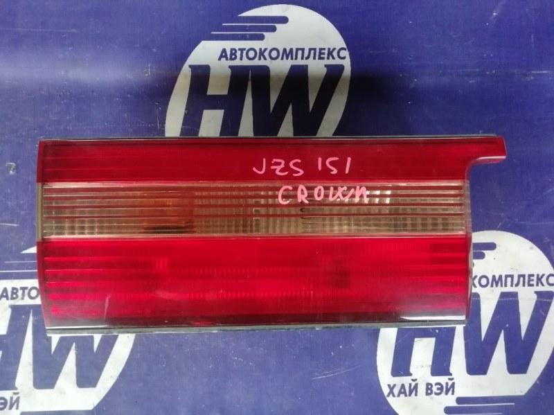 Стоп-вставка Toyota Crown JZS151 1JZGE 1997 левая (б/у)