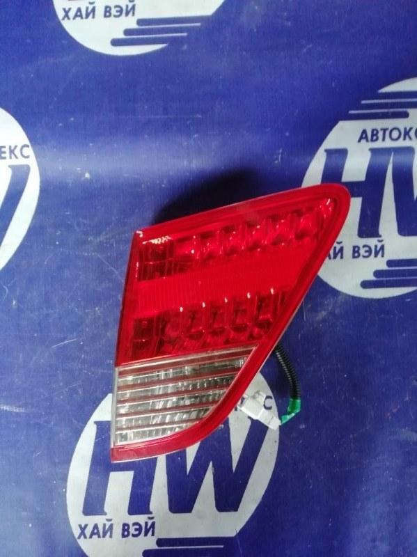 Стоп-вставка Toyota Crown GRS182 3GRFSE правая (б/у)