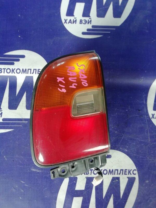 Стоп Toyota Rav4 SXA10 3SFE 1997 левый (б/у)