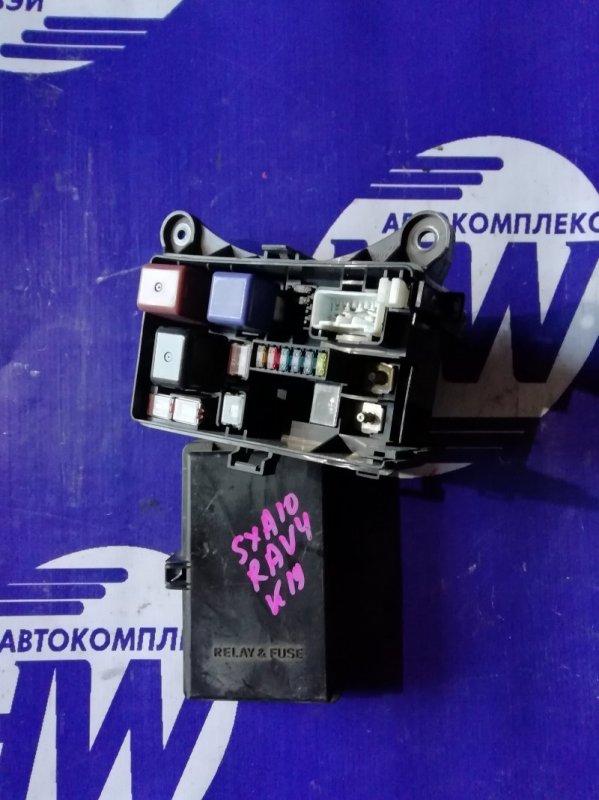 Блок предохранителей Toyota Rav4 SXA10 3SFE 1997 (б/у)