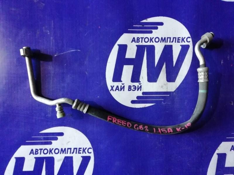 Шланг кондиционера Honda Freed GB3 L15A 2008 (б/у)