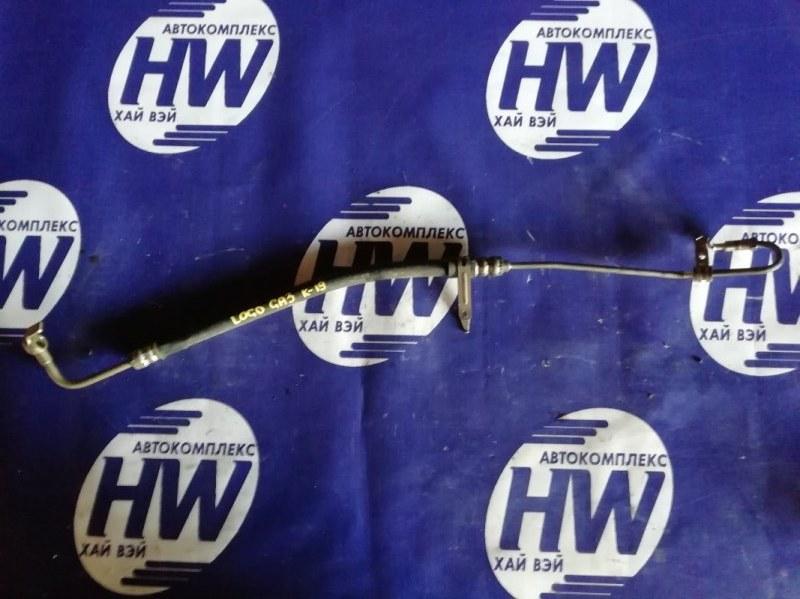 Шланг гидроусилителя Honda Logo GA3 D13B 2000 (б/у)