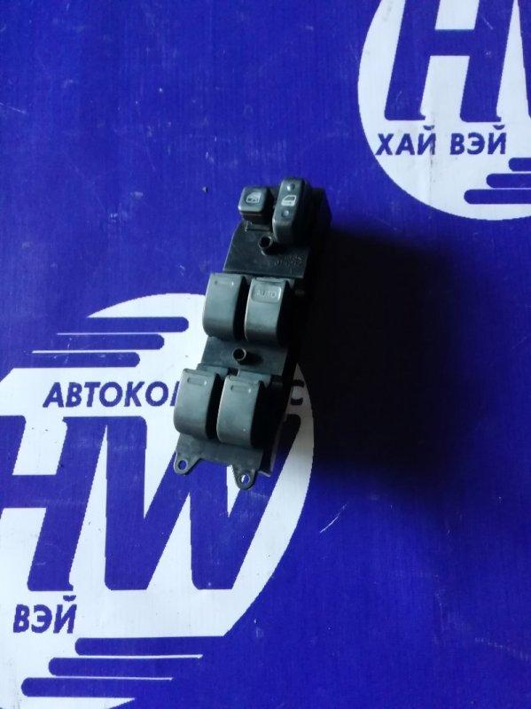 Блок упр. стеклоподъемниками Toyota Corolla Spacio AE111 4A 1997 передний правый (б/у)