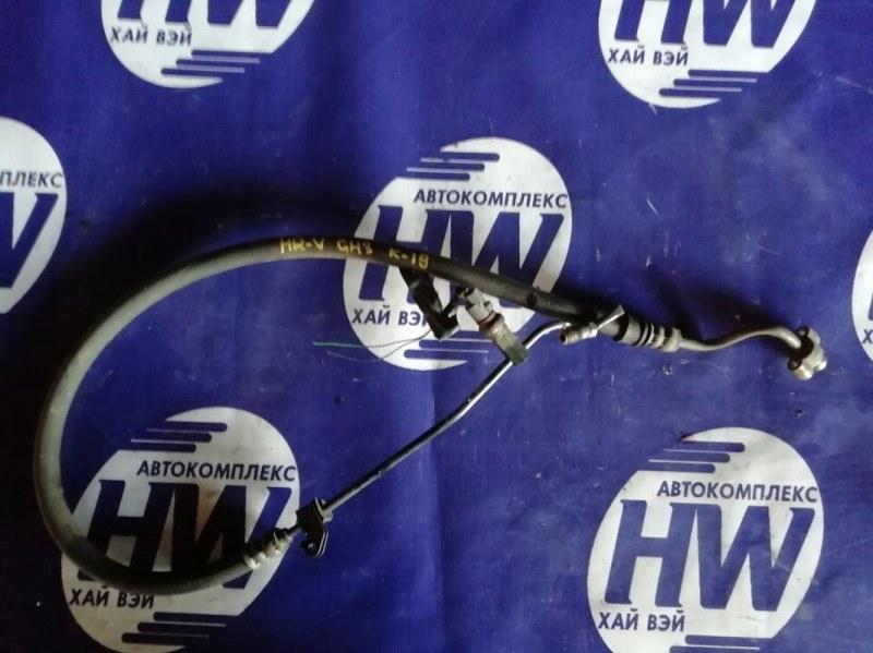Шланг гидроусилителя Honda Hr-V GH4 D16A 1999 (б/у)