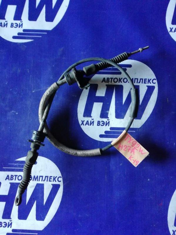 Трос переключения акпп Suzuki Grand Escudo TX92W H27A 2001 (б/у)